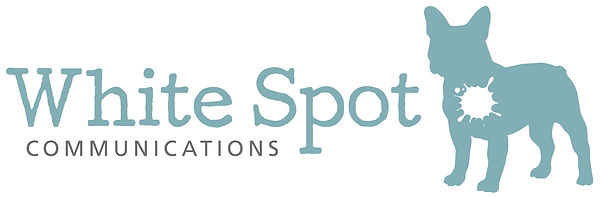 White Spot Communications logo freelance writer