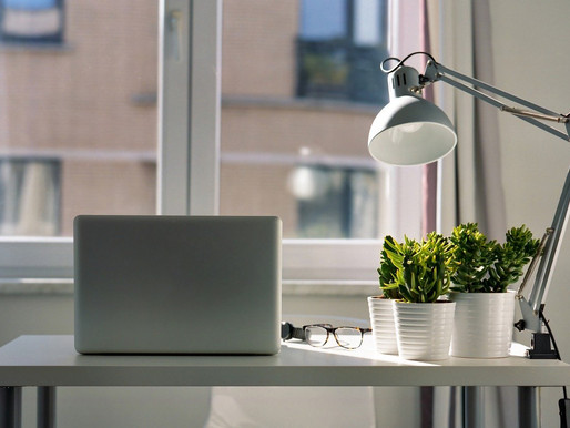Missing your colleagues? Get more houseplants