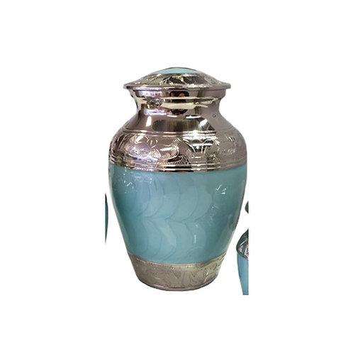 Enamel & Nickel Urns
