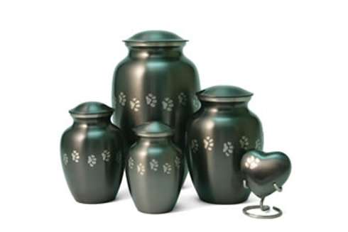Classic Paws  Urns
