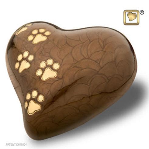 Heart Pearlescent Keepsake