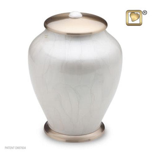Simplicity Pearl Urn