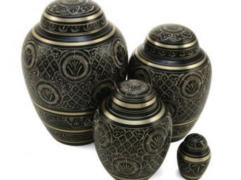 Traditional Radiance Urn