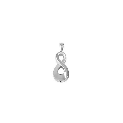 Infinity Cremation Jewellery Pendant Necklace