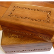 Carved Basic Box