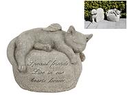 CAT MEMORIAL WITH WINGS 21CM.PNG