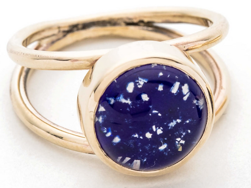 Split Band Ring