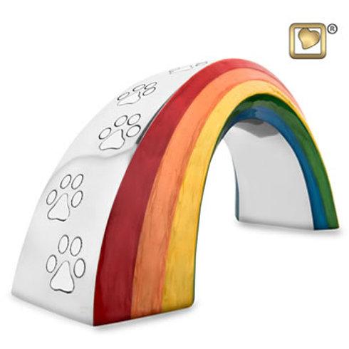 The Rainbow Bridge Urn