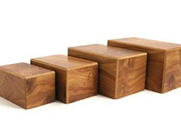 MDF Natural Box