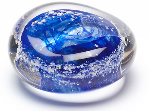 Memorial Comfort Stone- Glass