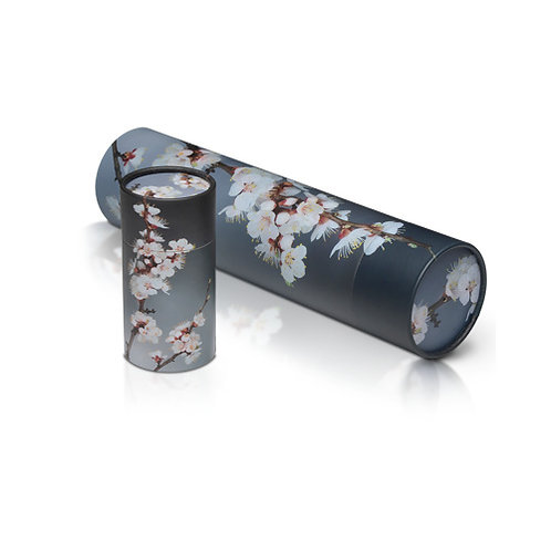 Grey Cherry Scatter Tube Small