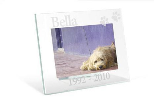 Picture Frame Pet Memorial 