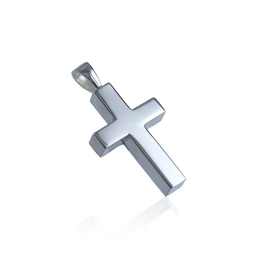 Cross Cremation Necklace