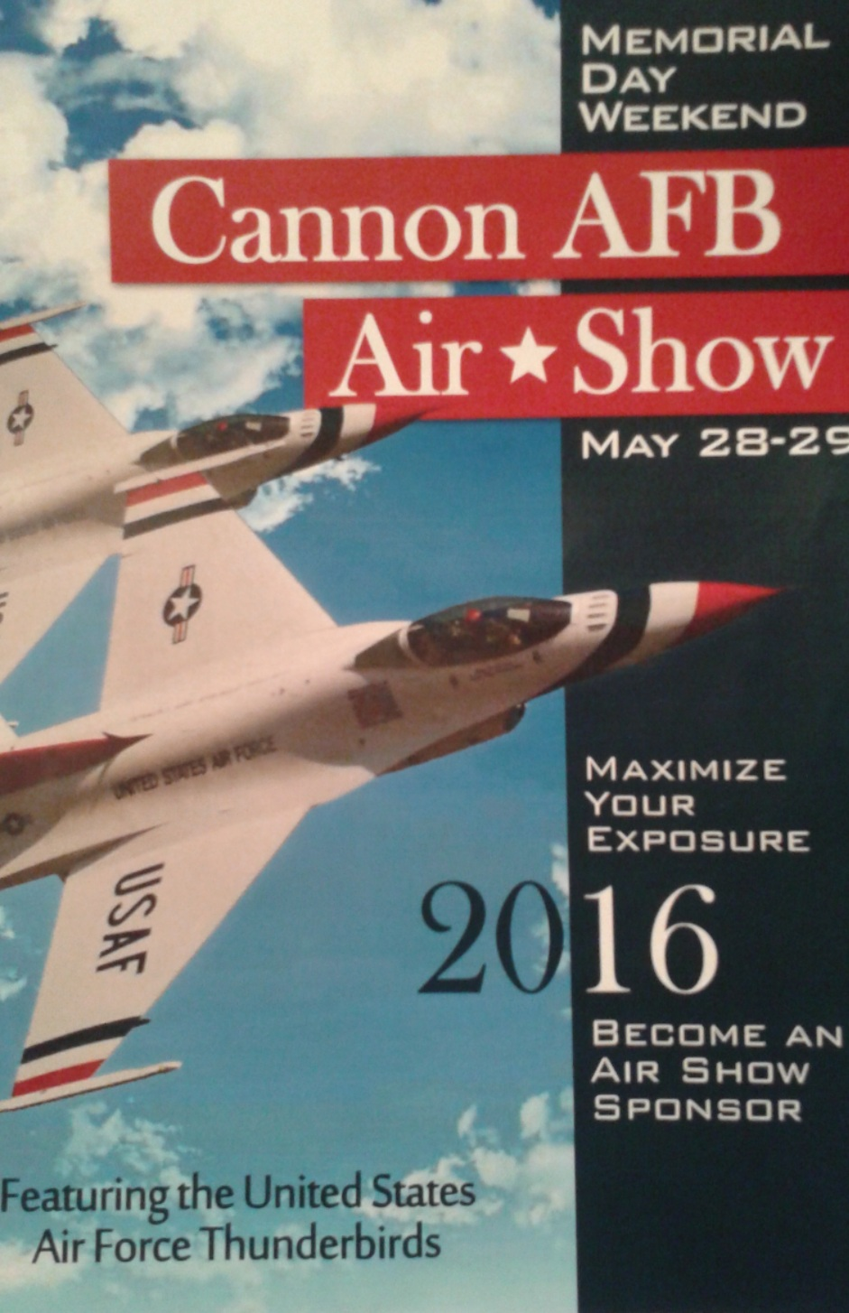 Cannon Airshow