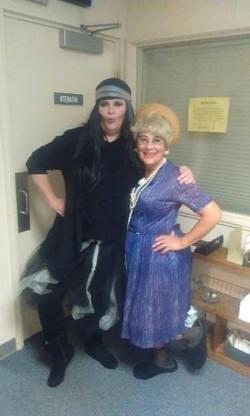 Terri and Jan