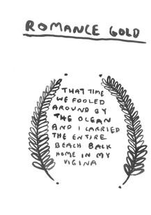 Romance Gold #6