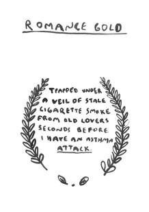 Romance Gold #1