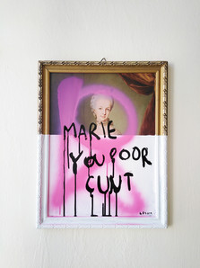 Marie You Poor Cunt - 2019
