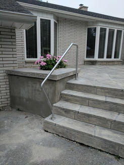 Residentail Stainless Steel Accessibility Handrail