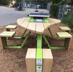 Sydenham PS Aluminum Tech Table