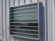 Commercial Stainless Steel Sun Shade Lou