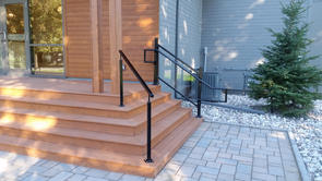 Commercial Steel Handrails