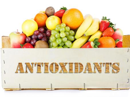 Les antioxydants : intérêts et sources