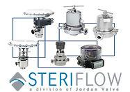 Valvulas para Vapor, condensado, aire, Gas, CIP, Agual, Autoclave