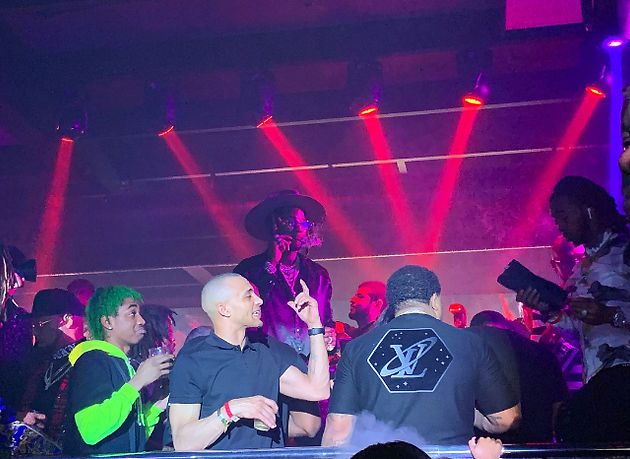 2 Chainz 'Rap or Go to the League' Release Party | Media