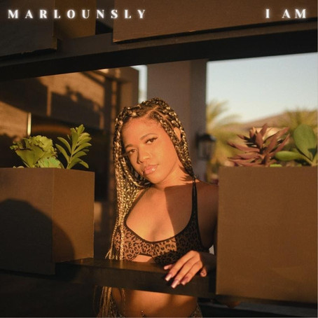 """Marlounsly Inspires Listeners to """"Know Your Worth"""" in New Single """"I Am"""""""