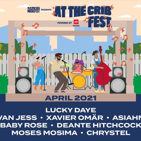 #AtTheCribFest Sets The Tone For In-House Concerts