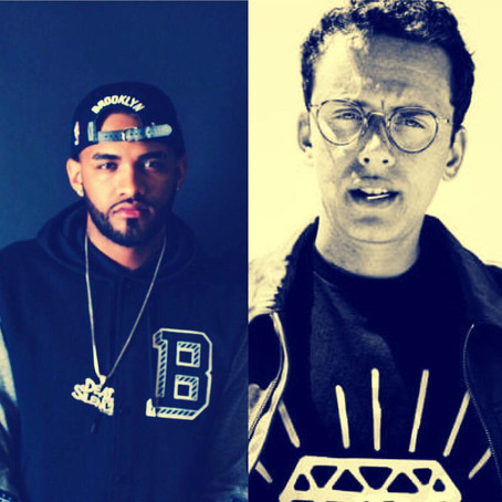 Joyner Lucas Takes Shots at Logic