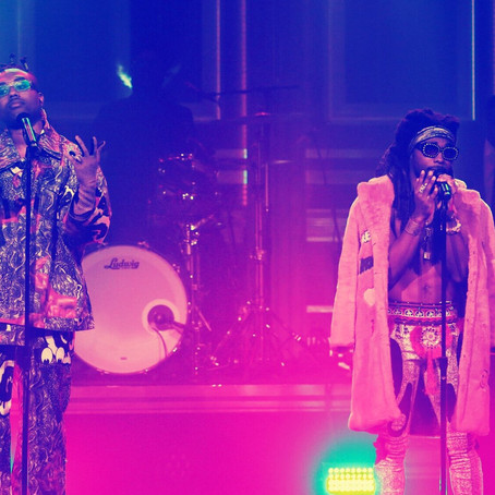 [Watch] EarthGang Performs This Side/Bank Mashup on Jimmy Fallon Show