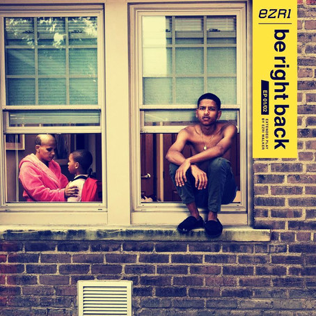 Cleveland Native Ezri Makes His Debut With 'be right back'