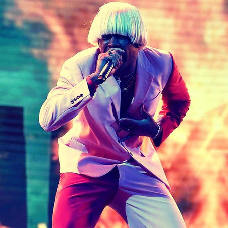 Tyler, the Creator WENT OFF During His Grammy Performance