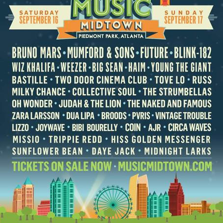 Missed Music Midtown? Get Hip Here