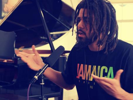 J.Cole Talks Social Media, Feeling Used by Kanye, kILL Edward's True Identity & More in New