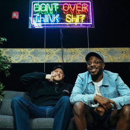 Isaiah Rashad Enters 'The Cave' with Kenny Beats