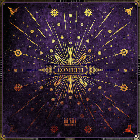 Big K.R.I.T Delivers His First Song in Over a Year with 'Confetti'