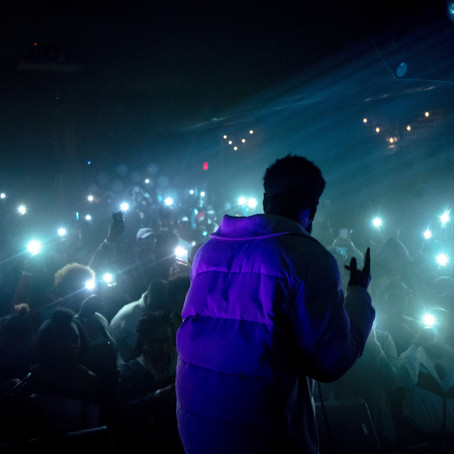 Jaye Newton Takes Us to Church During 'Just Pray For Me' Concert