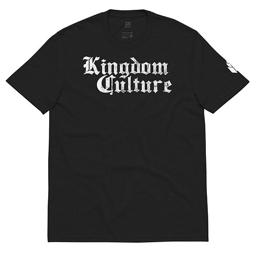 Kingdom Culture Unisex recycled t-shirt