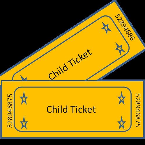 Child (Under 12) Ticket