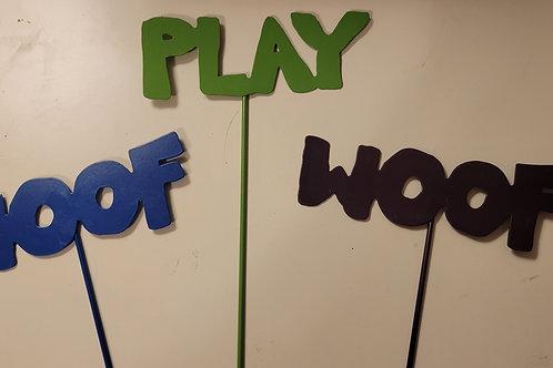 Play/Woof PlantStick