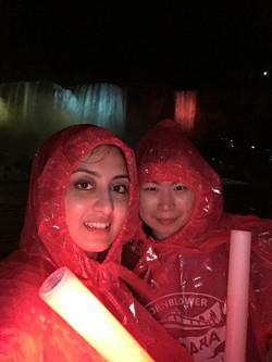 Retreat to Niagara Falls