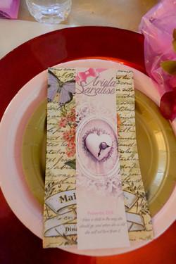 Custom Made Bookmark