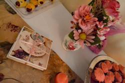 Custom Made Tea Coasters