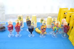 Candy Bar w/ custom labels