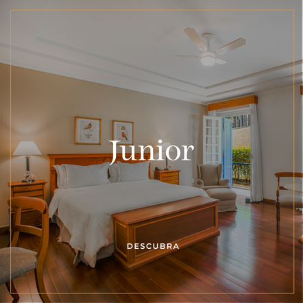 Junior Hotel Fazenda Dona Carolina