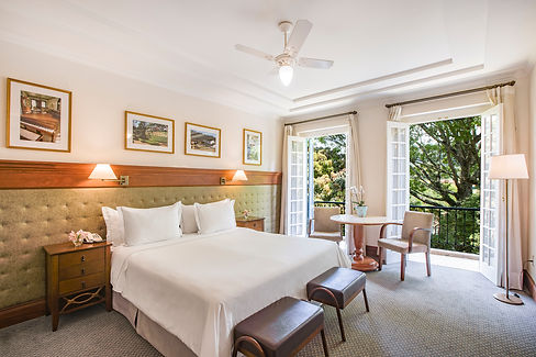 Luxo Superior VIP, Hotel Fazenda Dona Ca