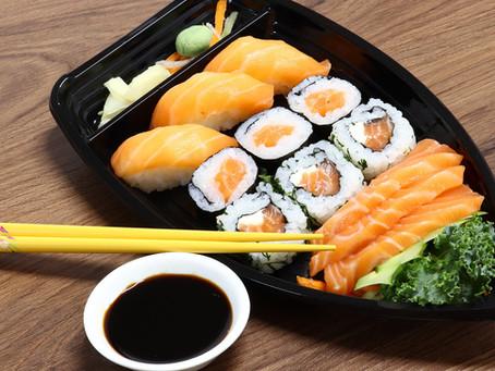 A melhor comida Japonesa para seu evento em Vitória